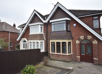 Thumbnail 3 bedroom semi-detached house to rent in Plymouth Road, Blackpool, Lancashire