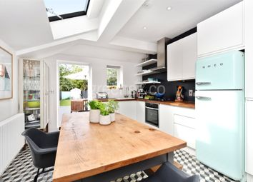 Thumbnail 2 bed terraced house for sale in South View Road, Crouch End, London