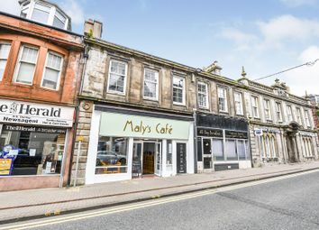Thumbnail 4 bed flat for sale in Dalrymple Street, Girvan