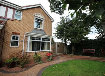 Thumbnail 2 bed property to rent in Cranfield Drive, Skellow, Doncaster