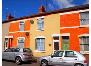 Thumbnail 2 bedroom terraced house for sale in Sharman Road, Northampton