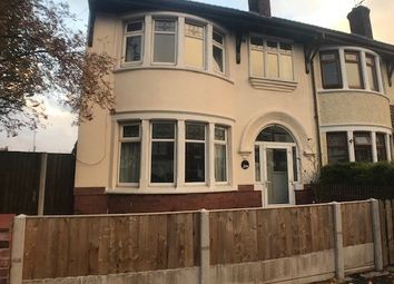 4 bed semi-detached house for sale in Belvidere Road, Wallasey, Wirral CH45