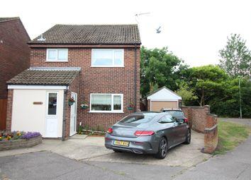 Thumbnail 3 bed semi-detached house for sale in Tudor Walk, Carlton Colville, Lowestoft