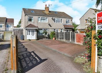 Thumbnail 4 bedroom semi-detached house for sale in Woodside Road, Coalpit Heath, Bristol