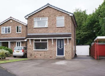 Thumbnail 3 bed detached house for sale in Bradshaw Meadows, Bradshaw, Bolton, Greater Manchester