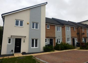 Thumbnail 3 bed property to rent in Waterside Road, Wellingborough