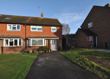 Thumbnail 3 bed semi-detached house for sale in Upfolds Green, Burpham, Guildford