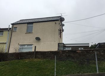 Thumbnail 2 bed end terrace house to rent in Victoria Street, Abertillery, Abertillery, Gwent