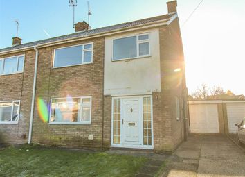 Thumbnail 3 bed semi-detached house for sale in Dillotford Avenue, Styvechale, Coventry