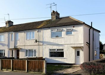 Thumbnail 3 bed terraced house for sale in Savile Road, Bilsthorpe, Newark