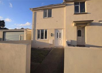 Thumbnail 2 bed terraced house to rent in Rowcroft Road, Paignton, Devon