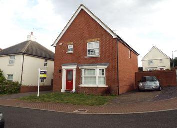 Thumbnail 3 bed property to rent in Czarina Rise, Laindon, Basildon