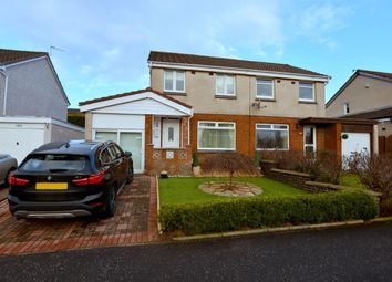 Thumbnail 3 bedroom semi-detached house for sale in Calderbraes Avenue, Uddingston, Glasgow