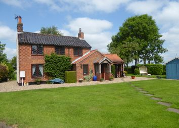 Thumbnail 2 bed cottage for sale in Cinder Lane, Church Lane, Wheatacre, Beccles