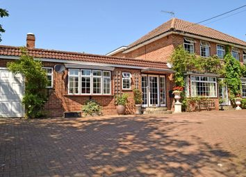 Thumbnail 4 bed detached house for sale in Lane End Road, Bembridge, Isle Of Wight
