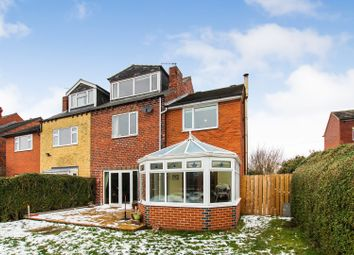 Thumbnail 5 bed semi-detached house for sale in Oaksfield, Methley, Leeds