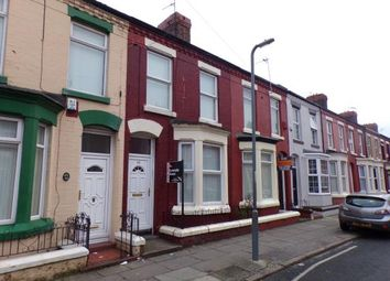 Thumbnail 3 bed terraced house for sale in Romer Road, Liverpool, England, Merseyside
