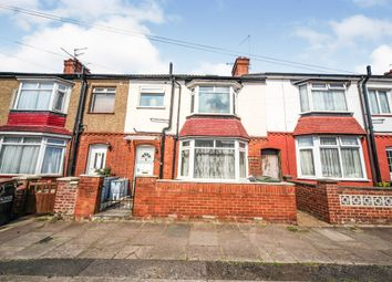 Thumbnail 4 bed terraced house for sale in Kenneth Road, Luton