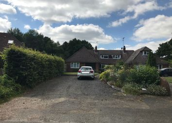 Thumbnail 3 bed semi-detached bungalow for sale in Chequers Lane, Eversley, Hook