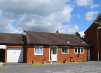 Thumbnail 2 bed detached bungalow for sale in The Hedges, Wanborough, Wiltshire