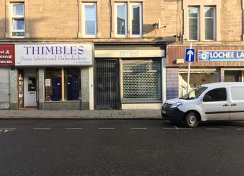 Thumbnail Retail premises for sale in 157 High Street Lochee, Dundee