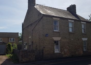 Thumbnail 2 bed semi-detached house to rent in High Street, Cottenham