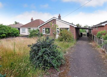 Thumbnail 2 bed detached bungalow for sale in The Footpath, Poringland, Norwich