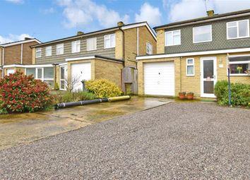 Thumbnail 3 bed semi-detached house for sale in Crown Acres, East Peckham, Tonbridge, Kent