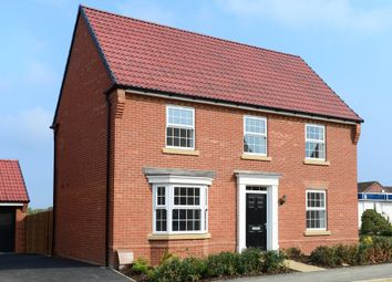 "Thumbnail 4 bedroom detached house for sale in ""Avondale"" at Snowley Park, Whittlesey, Peterborough"