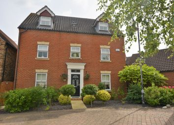Thumbnail 5 bed town house for sale in Imperial Way, Singleton, Ashford