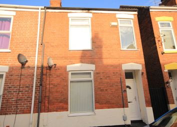 Thumbnail 2 bed terraced house to rent in Brazil St, Hull