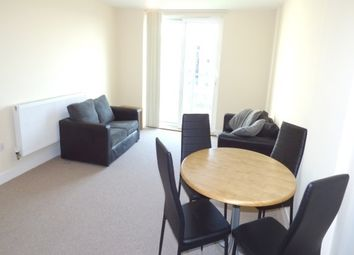 Thumbnail 2 bed flat to rent in Horizon, Southsea