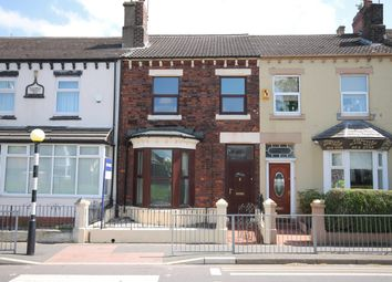 Thumbnail 3 bed terraced house for sale in Birchfield Road, Widnes