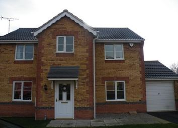 Thumbnail 4 bed detached house to rent in Mercia Court, Huthwaite, Sutton-In-Ashfield