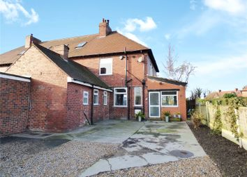 3 bed semi-detached house for sale in Ledston Luck Villas, Kippax, Leeds LS25