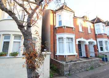 Thumbnail 2 bed flat for sale in Hildaville Drive, Westcliff-On-Sea