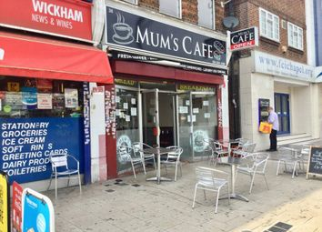 Thumbnail Restaurant/cafe for sale in Upper Wickham Lane, Welling