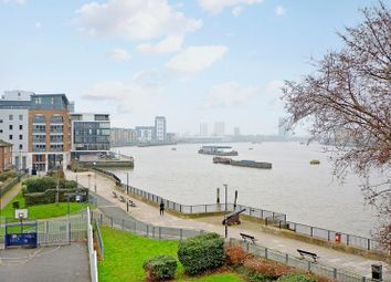 Thumbnail 2 bed flat for sale in Coltman House, Greenwich