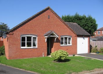 Thumbnail 3 bed bungalow to rent in New Church Close, New Church Road, Wellington, Telford