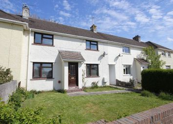 Thumbnail 3 bedroom terraced house for sale in Leigh Close, Boverton, Llantwit Major