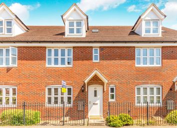 Thumbnail 4 bed terraced house for sale in Violet Way, Yaxley, Peterborough