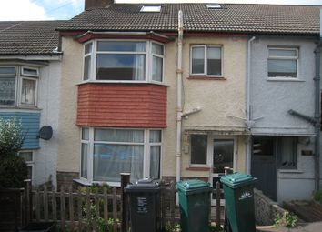 Thumbnail 4 bed terraced house for sale in Baden Road, Brighton