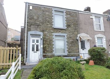 Thumbnail 2 bed end terrace house for sale in Llangyfelach Road, Brynhyfryd, Swansea