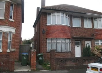 Thumbnail 3 bed flat to rent in Holyrood Avenue, Highfield, Southampton