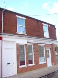 Thumbnail 1 bedroom flat to rent in Norwich Street, Wisbech