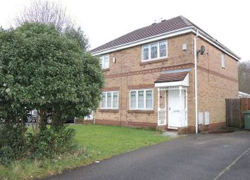 Thumbnail 3 bed semi-detached house to rent in Riveria Drive, Croxteth, Liverpool