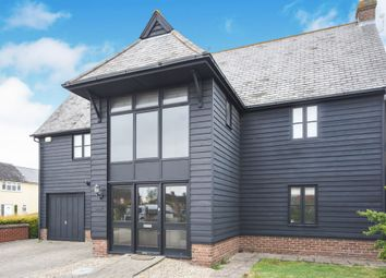 Thumbnail 5 bed detached house for sale in Chappel Road, Great Tey, Colchester