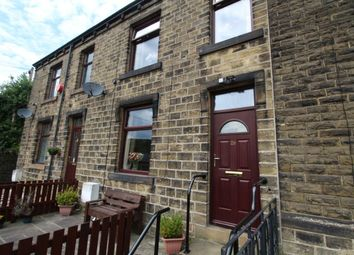 2 bed terraced house for sale in Carr Top Lane, Golcar, Huddersfield HD7