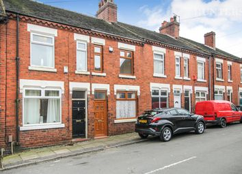 Thumbnail 3 bed terraced house for sale in Broomhill Street, Stoke-On-Trent