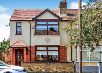 Thumbnail 3 bed semi-detached house for sale in Kensington Road, Romford